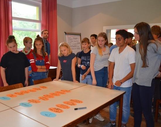 Schülerzeitung AG - Seminarfahrt Schülerrat_Villa Jühling Halle-Dölau [6.9.-8.9.2017] (3)