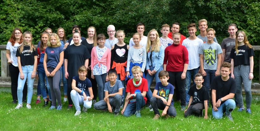 Schülerzeitung AG - Seminarfahrt Schülerrat_Villa Jühling Halle-Dölau [6.9.-8.9.2017] (9)