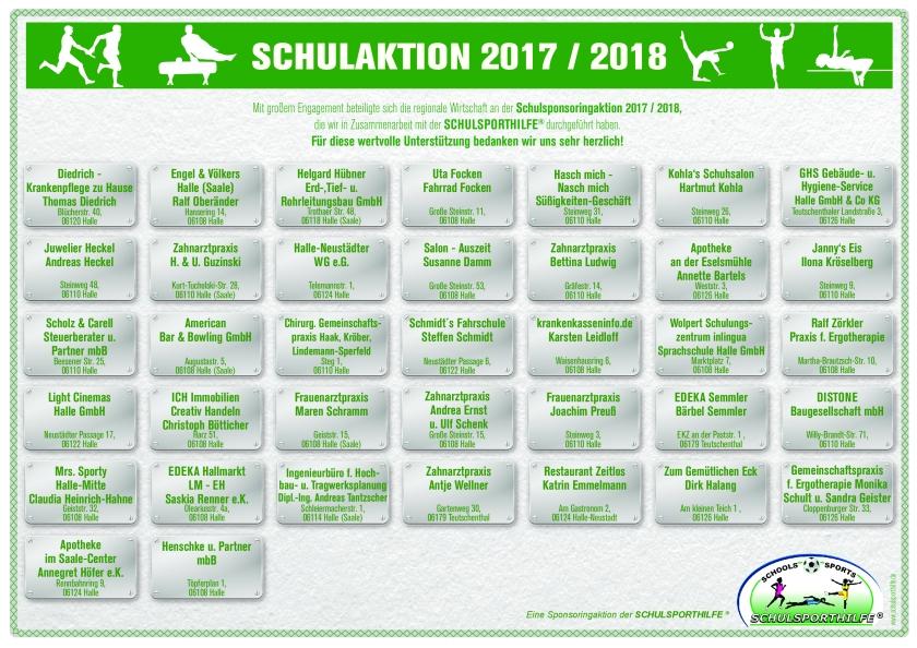 Schülerzeitung AG - Sponsoring Schulsporthilfe e.K.; neue Sportgeräte am CWG [6.11.2017] (2)