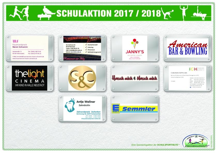 Schülerzeitung AG - Sponsoring Schulsporthilfe e.K.; neue Sportgeräte am CWG [6.11.2017] (3.2)