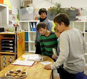 Schülerzeitung AG - Besuch 'Dornröschen' Halle-Neustadt [10.11.2017] (2)