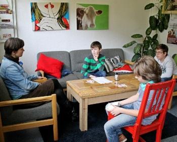 Schülerzeitung AG - Besuch 'Dornröschen' Halle-Neustadt [10.11.2017] (3)