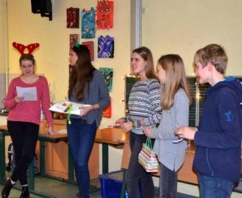 Schülerzeitung AG - Weihnachtsfeier Schülerrat_Mission Weihnachtssack IX [6.12.2017] (4)