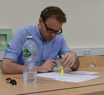 Schülerzeitung AG - Lehrertest Heus_Durchführung [Deu; Geo]