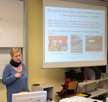 Schülerzeitung AG - Werbeschild Öffentliche Sitzungen [23.2., 2.3.2018] (2)