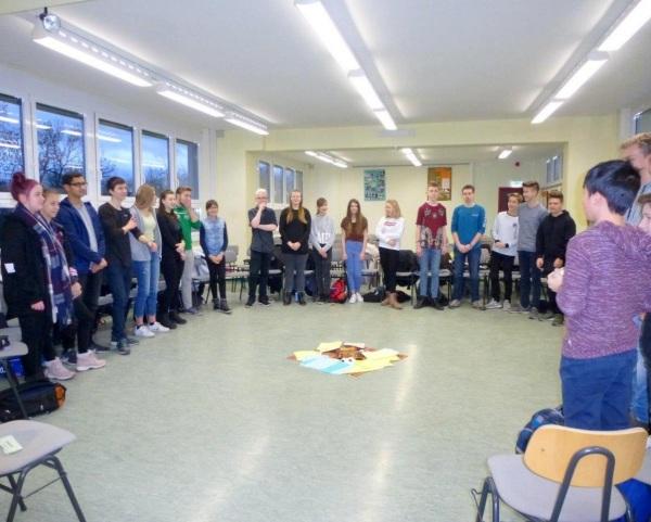 Schülerzeitung AG - Halbzeitprojekttag Schülerrat [29.1.2018] (2)