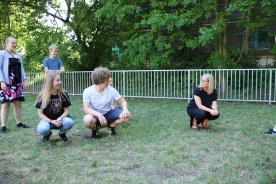 Schülerzeitung AG - Abschlussveranstaltung Schülerrat_Mission Picknickdecke [6.6.2018] (11)
