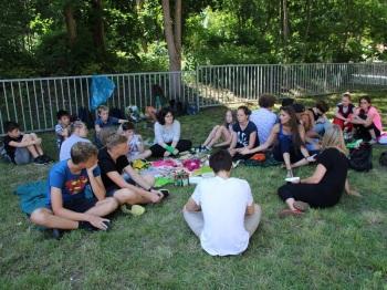 Schülerzeitung AG - Abschlussveranstaltung Schülerrat_Mission Picknickdecke [6.6.2018] (4)