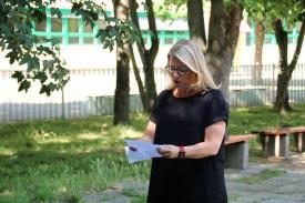 Schülerzeitung AG - Abschlussveranstaltung Schülerrat_Mission Picknickdecke [6.6.2018] (7)