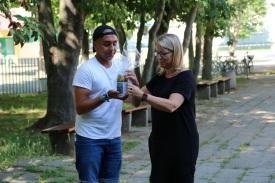 Schülerzeitung AG - Abschlussveranstaltung Schülerrat_Mission Picknickdecke [6.6.2018] (8)