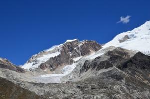 Ren Gletscher 2- Huayna Potosí- 6088m hoch