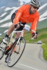 Matthias Jeschke ist selber begeisterter Rennradfahrer.