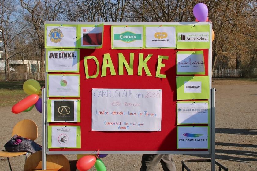Schülerzeitung AG - 2. Benefizlauf Campus Kastanienallee [20.3.2019] (1)
