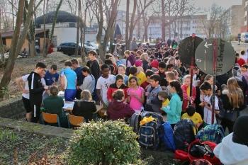 Schülerzeitung AG - 2. Benefizlauf Campus Kastanienallee [20.3.2019] (12)