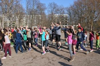 Schülerzeitung AG - 2. Benefizlauf Campus Kastanienallee [20.3.2019] (4)