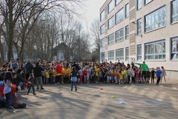 Schülerzeitung AG - 2. Benefizlauf Campus Kastanienallee [20.3.2019] (5)