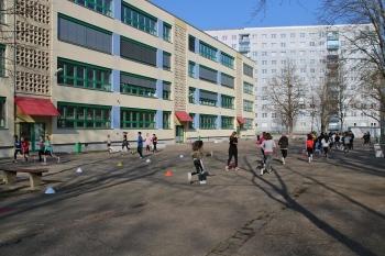 Schülerzeitung AG - 2. Benefizlauf Campus Kastanienallee [20.3.2019] (8)