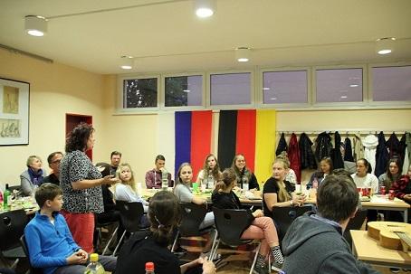 Schüleraustausch CWG – Russland2019